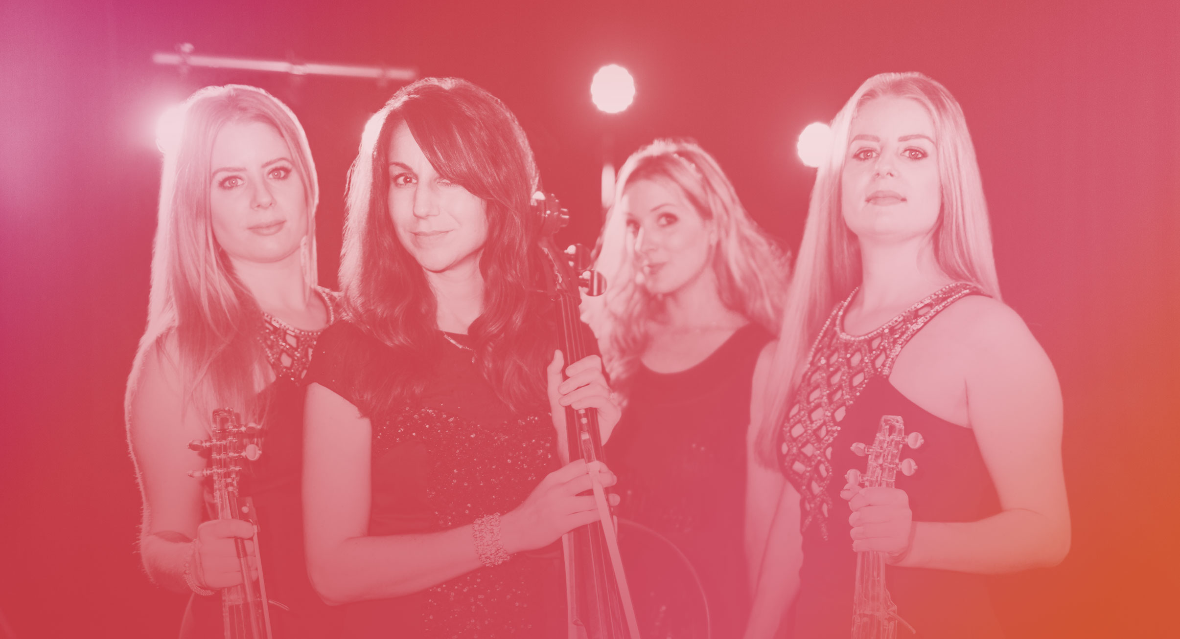 Red Hot Strings Music Agency String Quartet